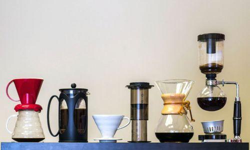 Приспособления для приготовления кофе
