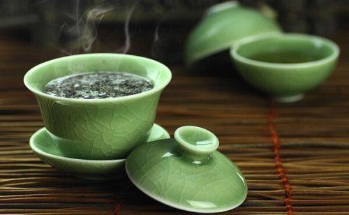 Посуда для заваривания зеленого чая