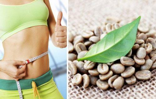 Похудение с зеленым кофе