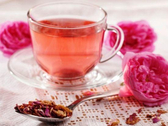 Чай из лепестков пиона