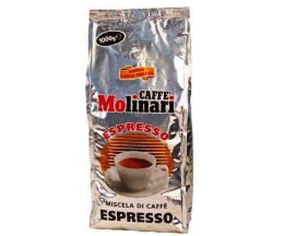 Молотый кофе Молинари