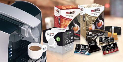 Капсульный кофе Молинари