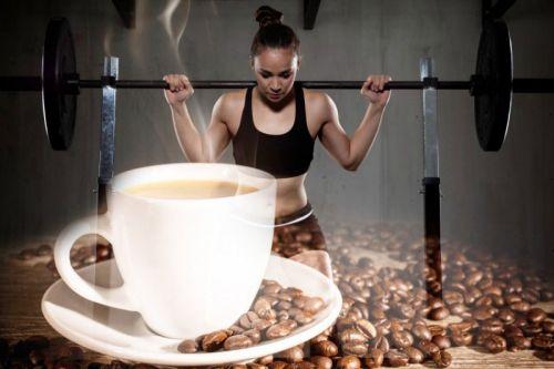Кофе и силовые тренировки