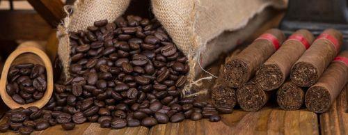 Кубинский кофе и сигары