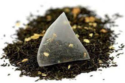 Чайный пакетик-пирамидка