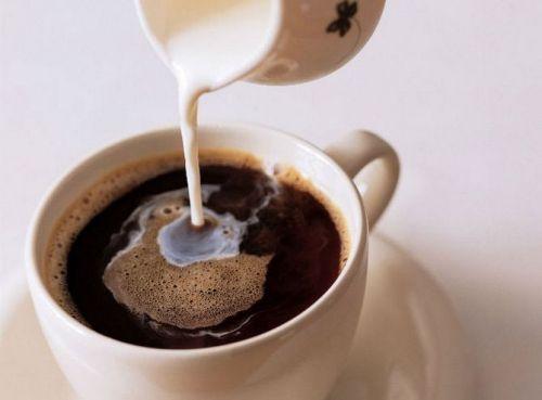 Кофе с молоком