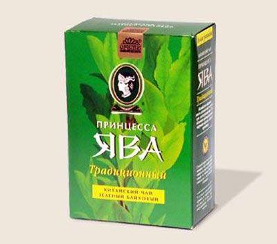 Чай Принцесса Ява традиционный