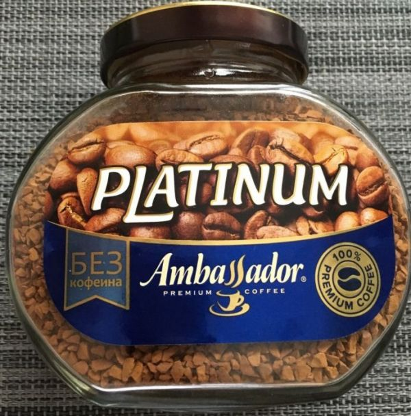 Ambassador Platinum Decaffeinated