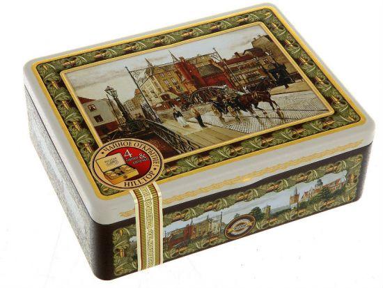 коробка с чаем