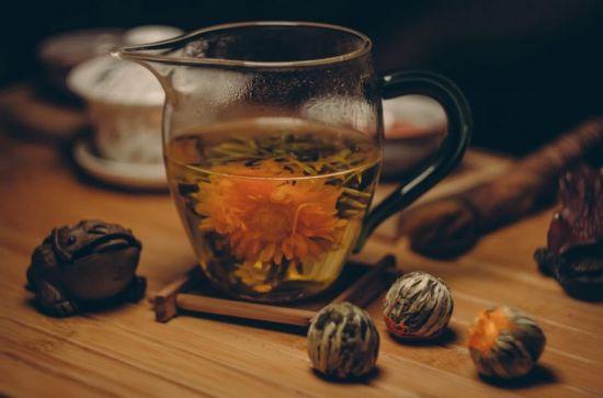шарики чая