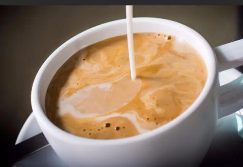 Ячменный напиток с молоком