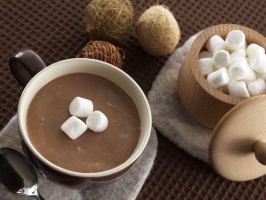Какао со сгущенкой