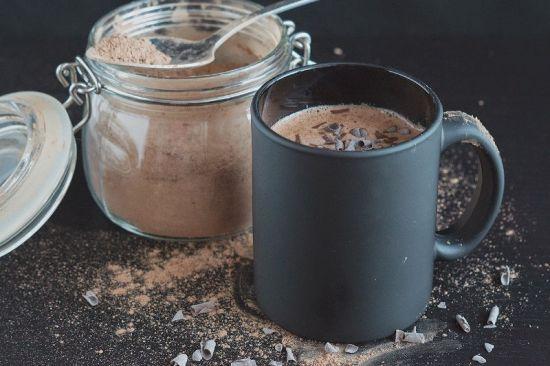 Заваривание какао