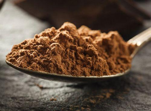 Столовая ложка какао