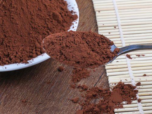 Чайная ложка какао