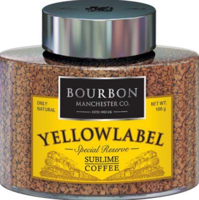 Желтый Bourbon
