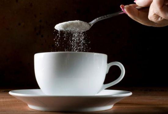 добавление сахара
