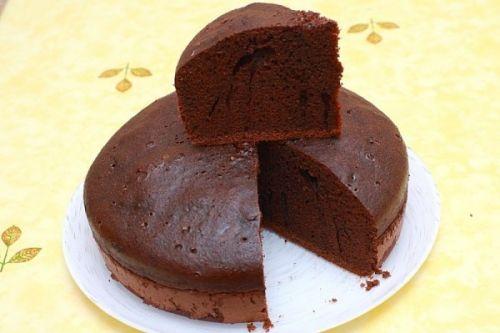 черный пирог
