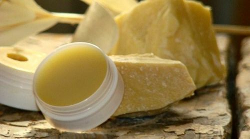 желтое масло