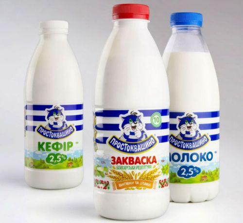 Молоко и кефир