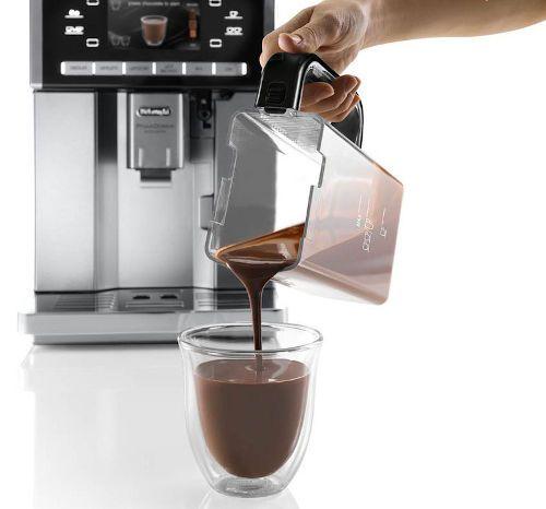 Шоколад в кофемашине