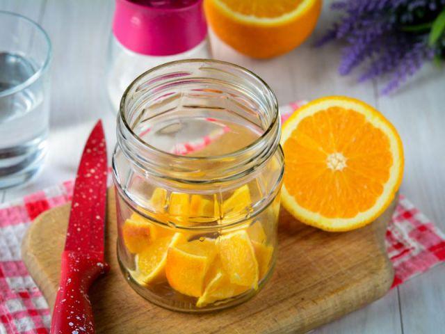 Апельсиновый компот