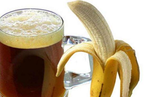 Квас и банан
