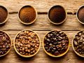 Зерновой и молотый кофе