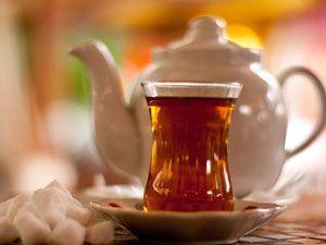 Турецкий стакан для чая