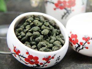 Чай улун с женьшенем