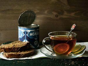 Чай со сгущенкой для лактации imother.su- все для будущей мамы