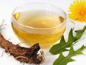Чай из корня одуванчика