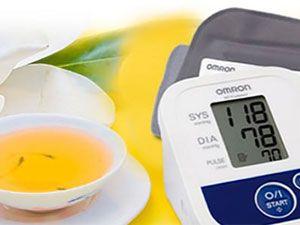 Чай и аппарат для измерения давления