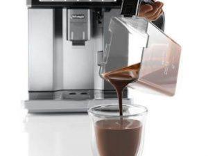 Какао из кофемашины