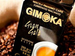 Gimoka кофе