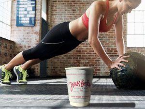 Кофе и тренировки