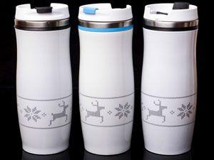 Кружки-термосы для кофе