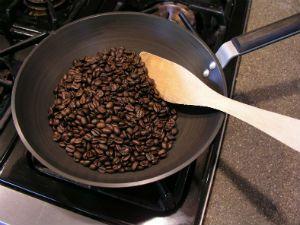 Обжарка кофе дома