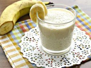 Молочный смузи