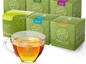 Чай Сибирское здоровье