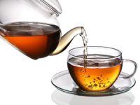 Чай из чайника