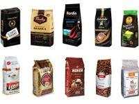 Популярные марки кофе