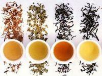 Разные виды чая