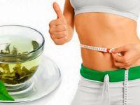 Похудение от зеленого чая